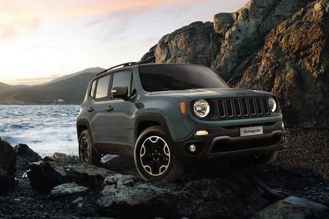 Novo Jeep Renegade 2018