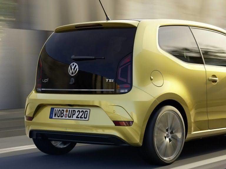 Novo VW UP 2018