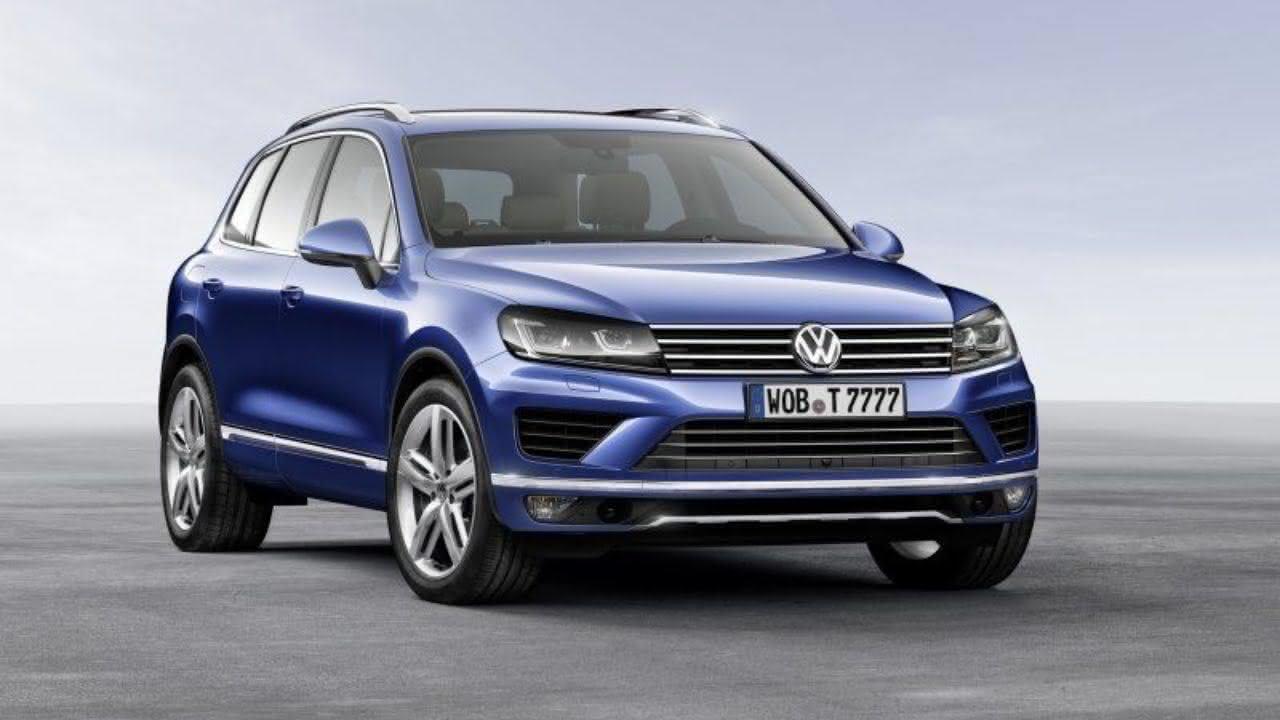 Volkswagen Touareg 2018 Precos Ficha Tecnica E Interior