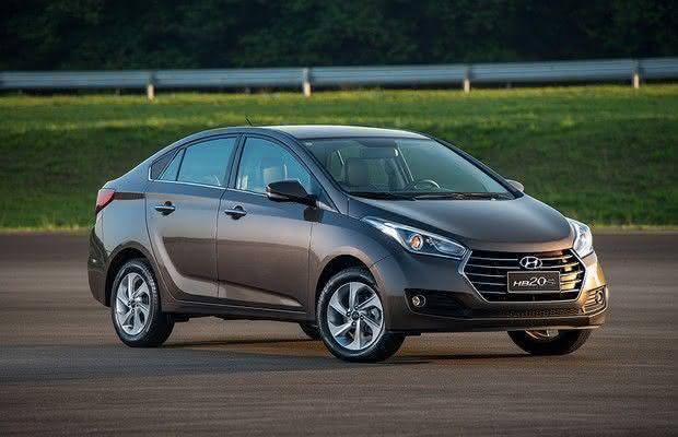 Novo Hyundai HB20s 2018