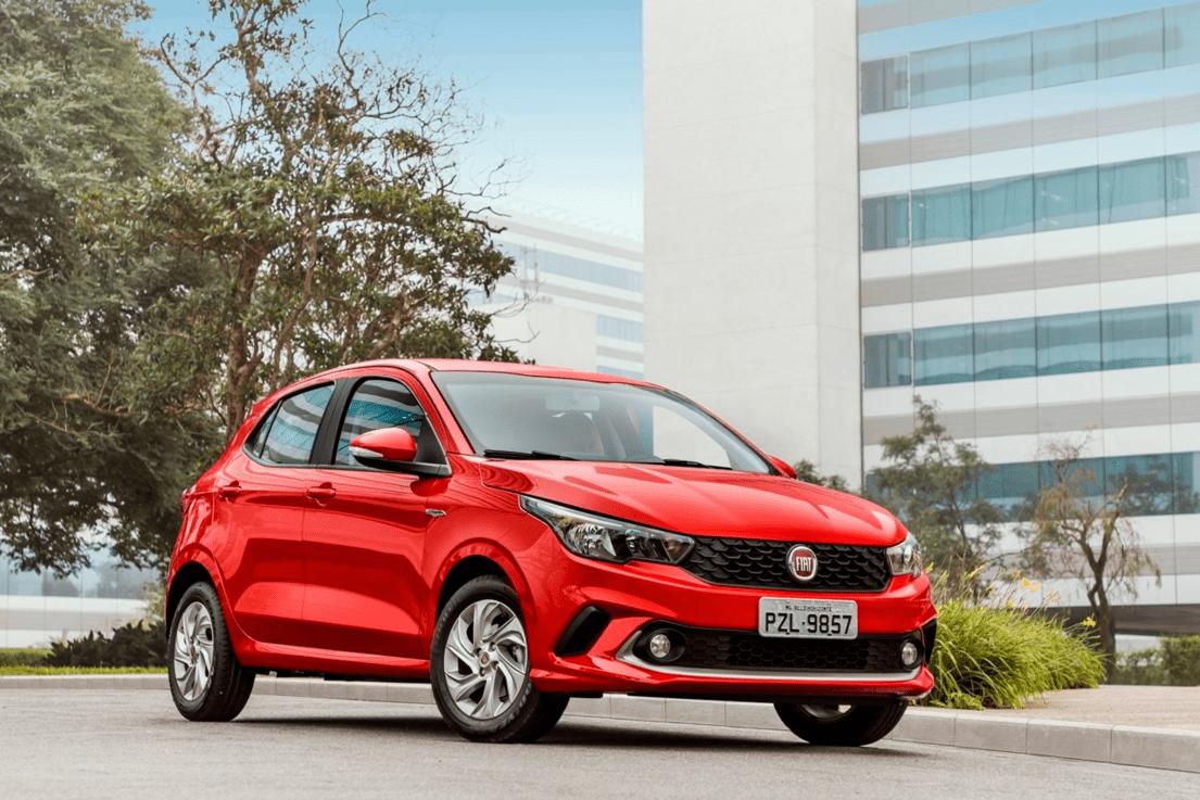 Novo Fiat Argo 2019