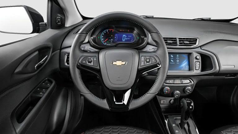 Chevrolet onix 2019 preço