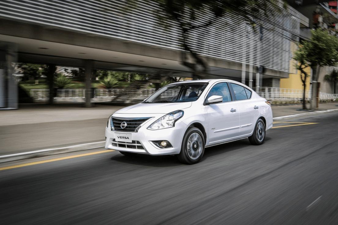 Novo Nissan Versa 2019