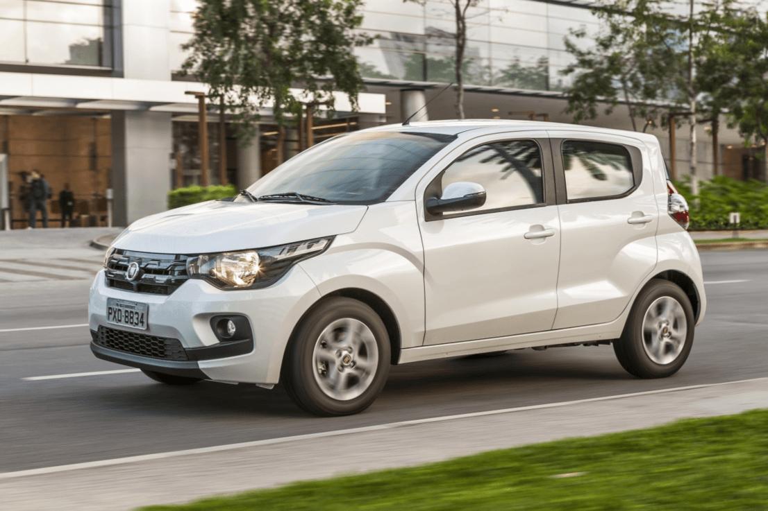 Novo Fiat Mobi 2019