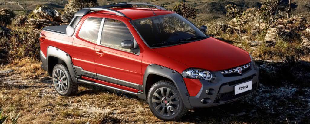 Fiat Strada 2019