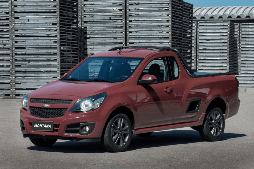 Chevrolet Montana 2019