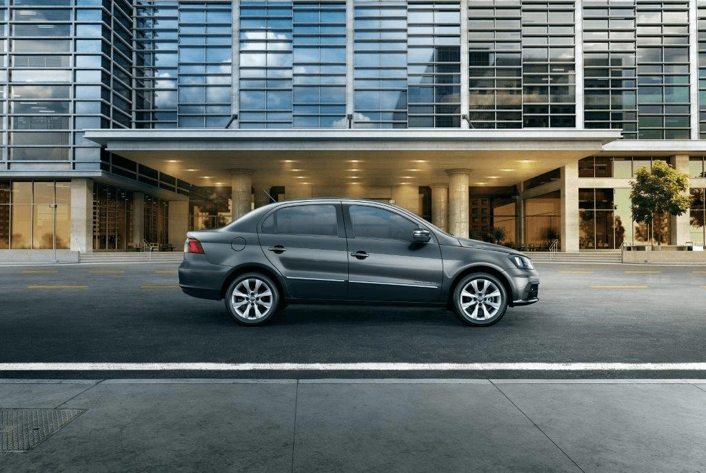 VW Voyage 2019