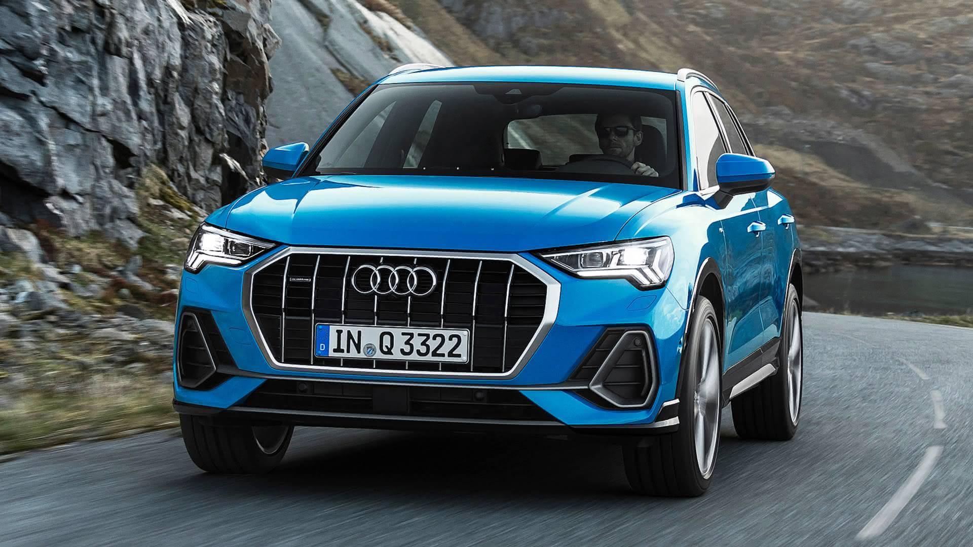 Novo Audi Q3 2019 Preco Novas Fotos Ficha Tecnica E Novidades