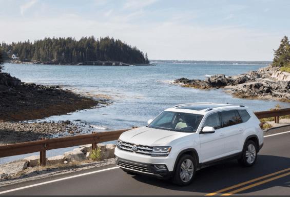 VW Atlas 2019