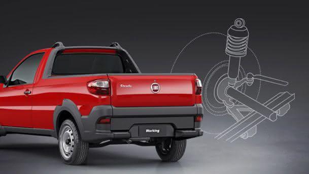 Nova Fiat Strada 2020