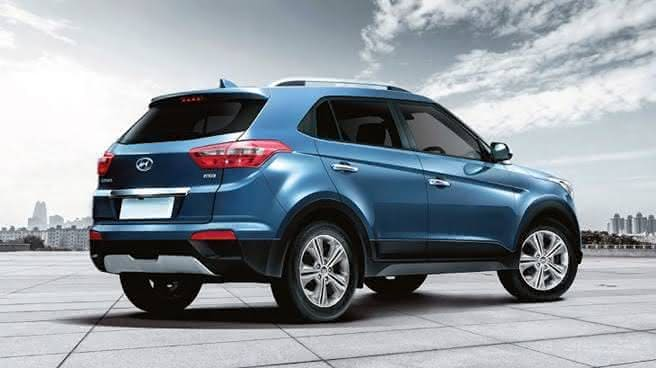 Itens de série do Hyundai Creta 2020