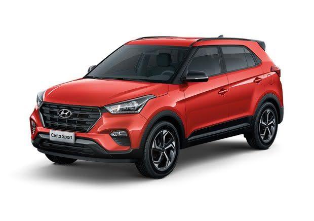 Novo Hyundai Creta 2020