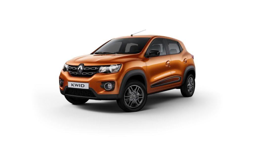 Novo Renault Kwid 2020