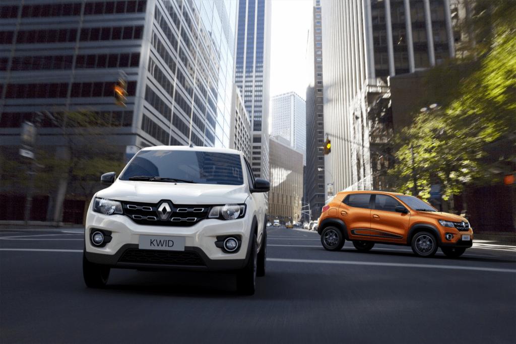 Preço do Renault Kwid