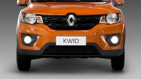 Consumo médio do Renault Kwid 2020