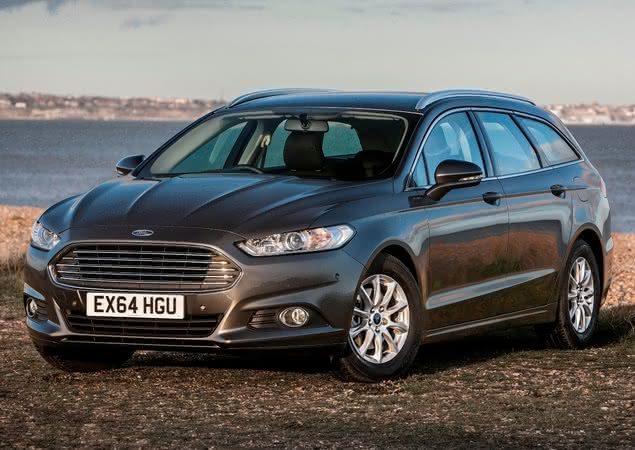 Itens de série do novo Ford Fusion