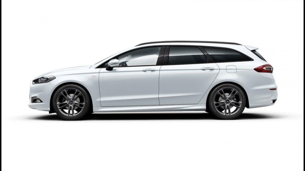Novo Ford Fusion 2020