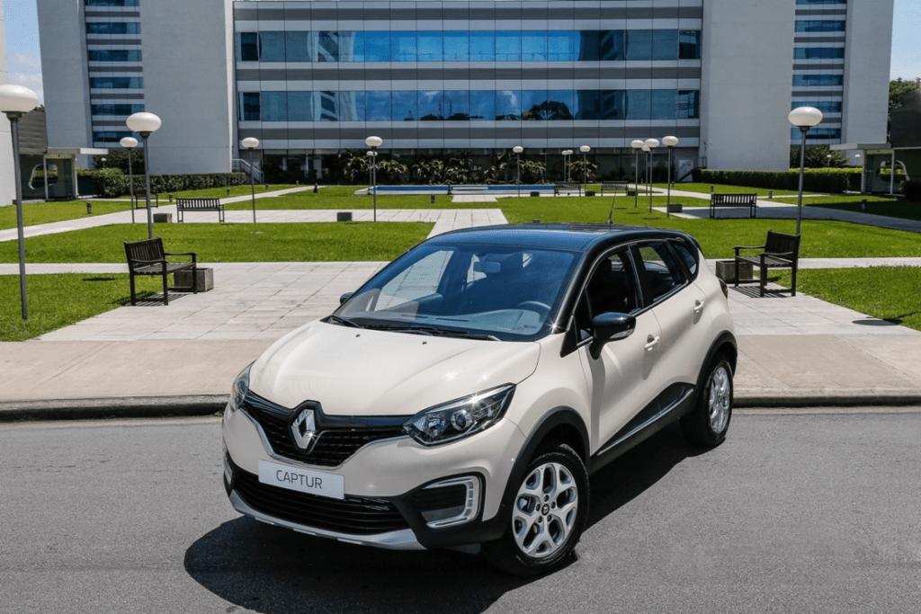 o Renault Captur 2020