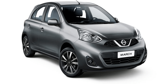 NISSAN MARCH 2020