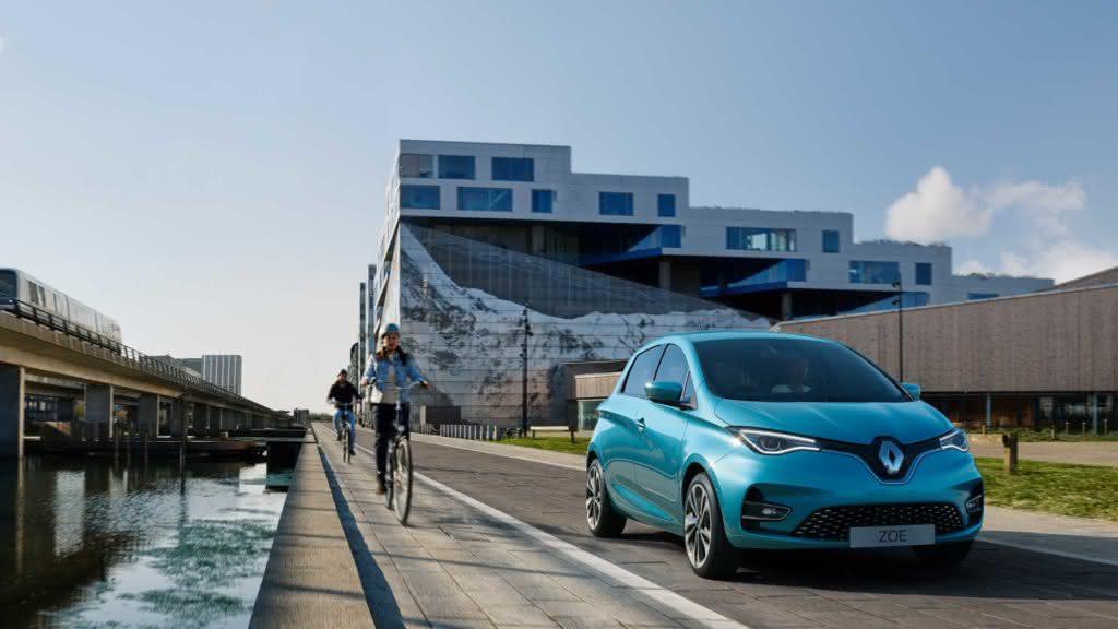Novo Renault Zoe 2020