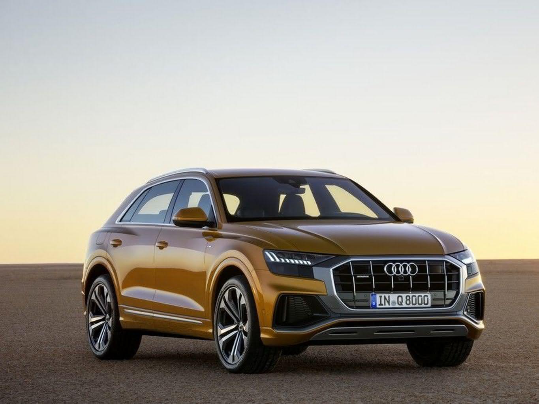 Novo Audi Q8 2020