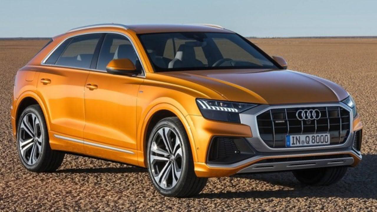 Novo Audi Q8 2020 Preco Fotos Consumo E Ficha Tecnica