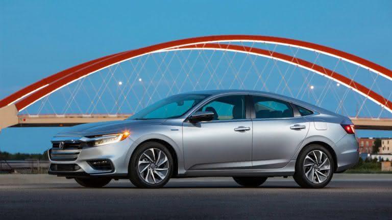 Consumo do Honda Insight