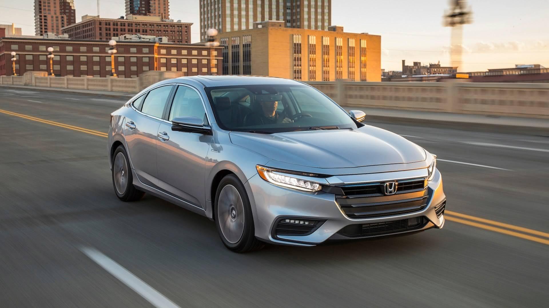 Consumo do Honda Insight 2020