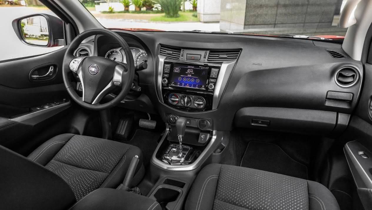 Nissan Frontier Preços