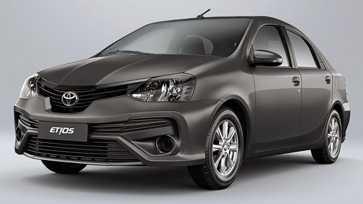 Toyota Etios 2020 hatch