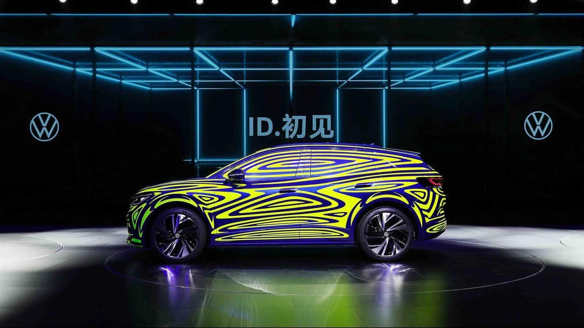novidades do Volkswagen ID.4