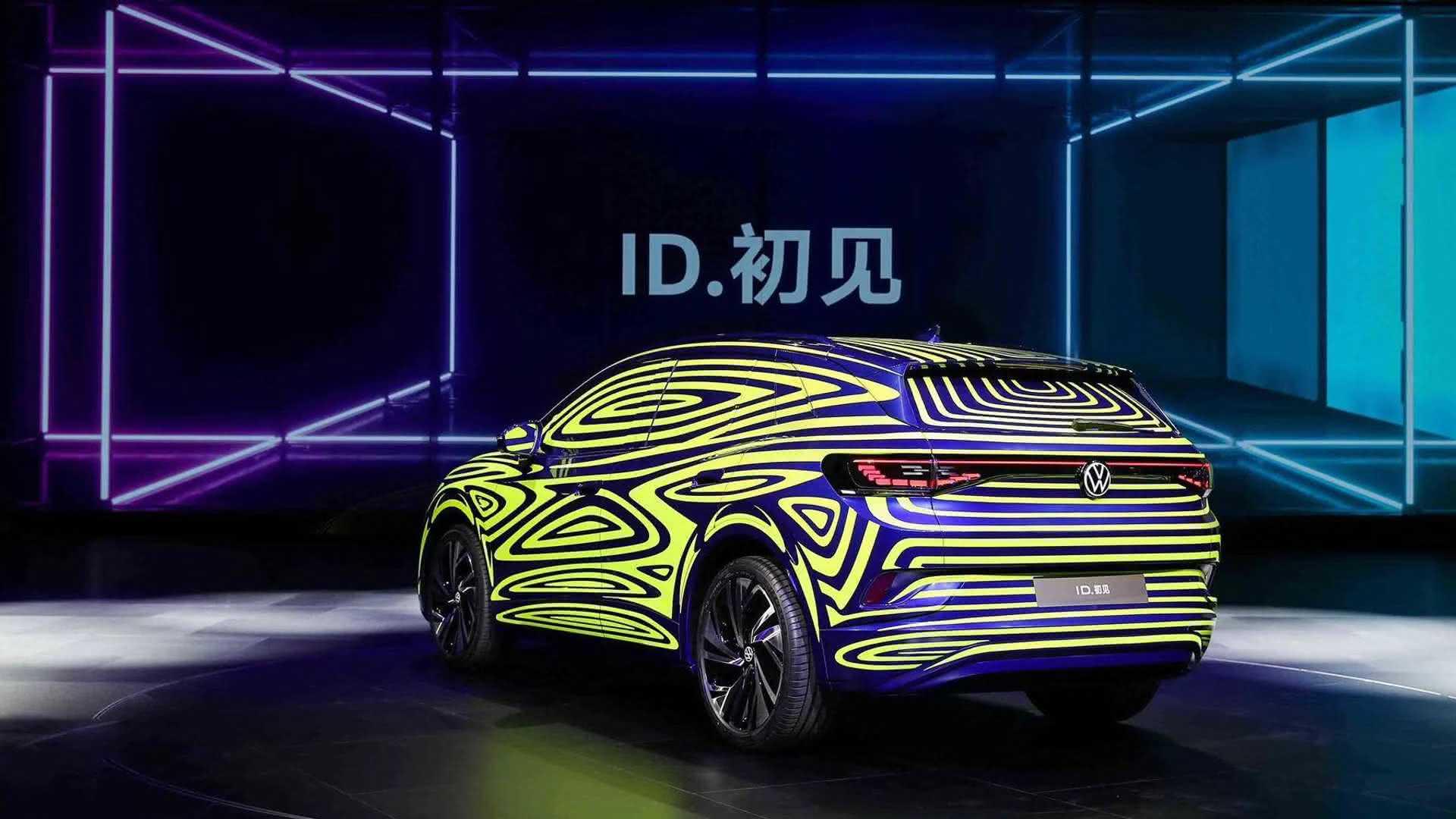 preço do Volkswagen ID.4 2020
