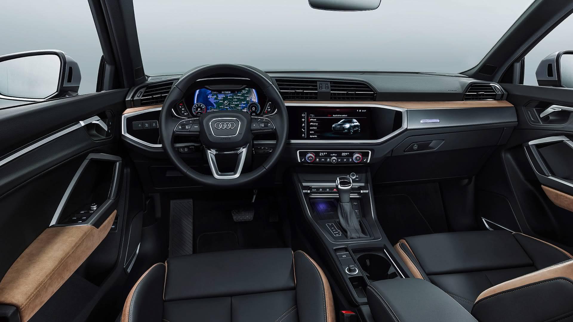 Audi Q3 2020 Precos Fotos Ficha Tecnica E Motor