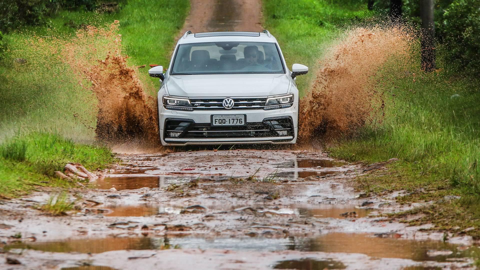 Volkswagen Tiguan Allspace 2020