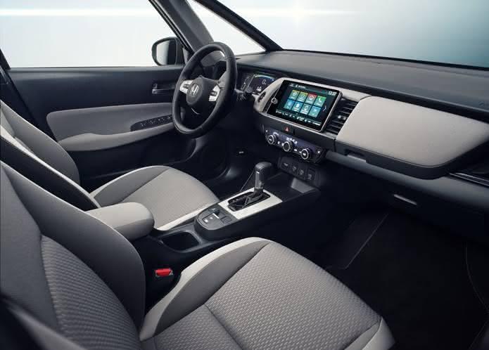 HONDA FIT 2021 → Preço, Consumo, Motor e Versões