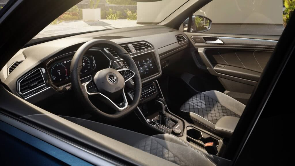 Volkswagen Tiguan 2021 Preco Fotos Consumo Motor